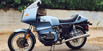 1977 R100RS