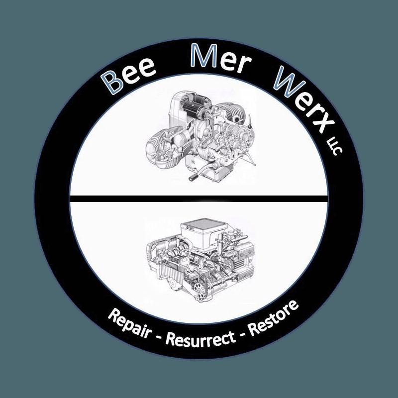 Bee Mer Werx - Logo