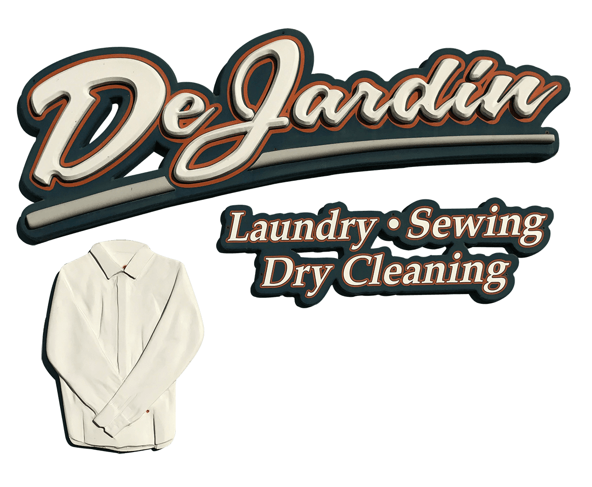 DeJardin Cleaners, LLC - Logo
