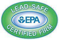 Lead-Safe EPA certified firm