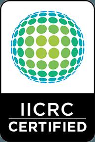 IICRC certifeid