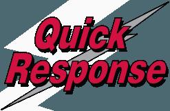 Quick Response Restoration - logo