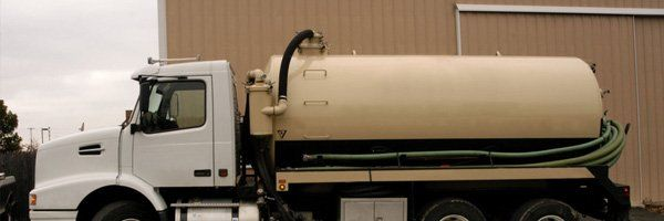 Commercial Septic Tank Services