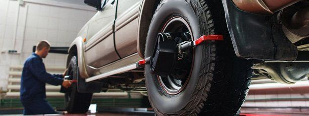 Wheel, alignment