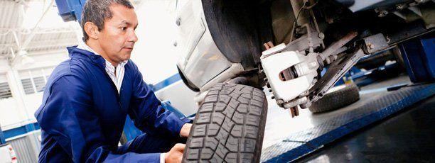 Tire, repairs