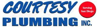 Courtesy Plumbing Inc. - Logo