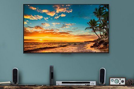 TV and  Surround Sound Systems