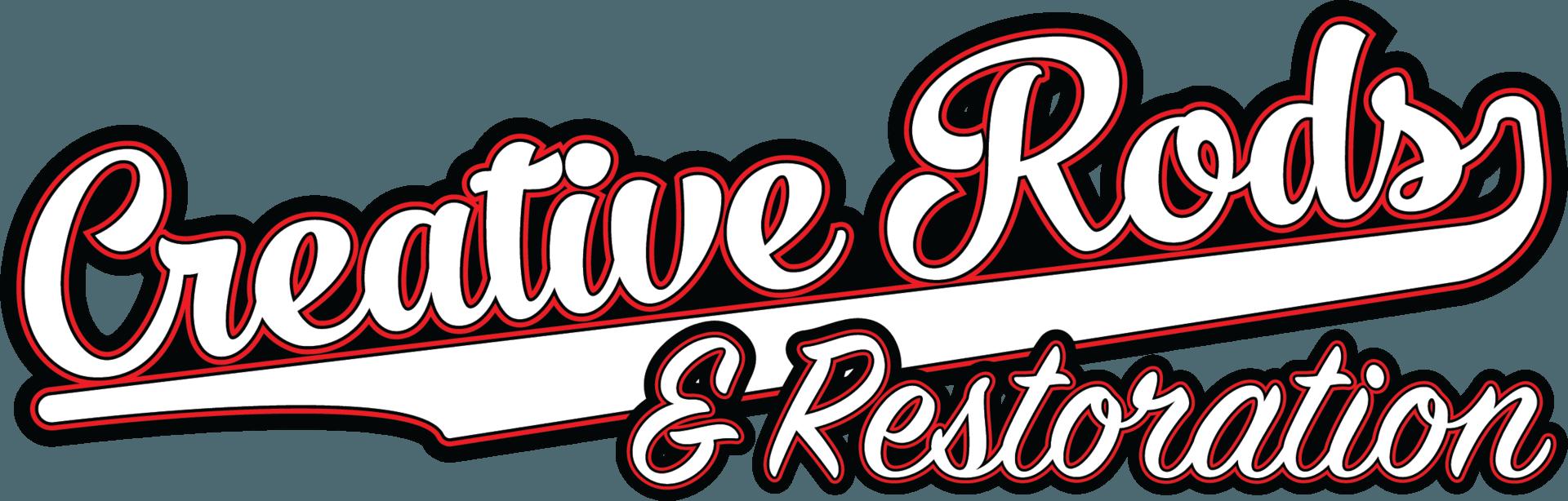 Creative Rods & Restoration Logo