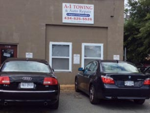 A1 Towing & Auto Repair shop