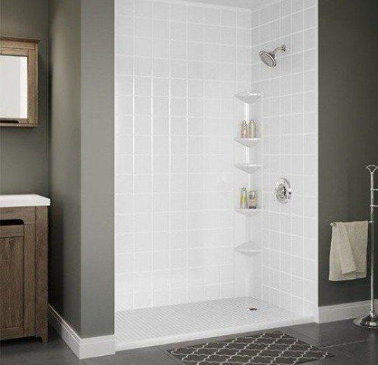 Tampa Bay Bathroom Remodeling: Shower Enclosures St. Pete