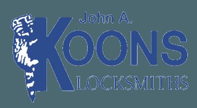 John A. Koons Locksmiths - Logo