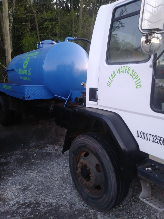Septic Pump Outs | Septic System Maintenance | Salisbury, NC