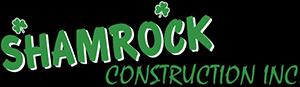 Shamrock Construction - logo
