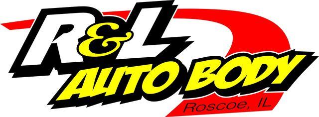 R&L Auto Body - Logo