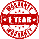 I year Warranty
