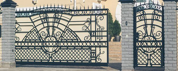 Electric Gates Privacy Gates Bartlesville Ok