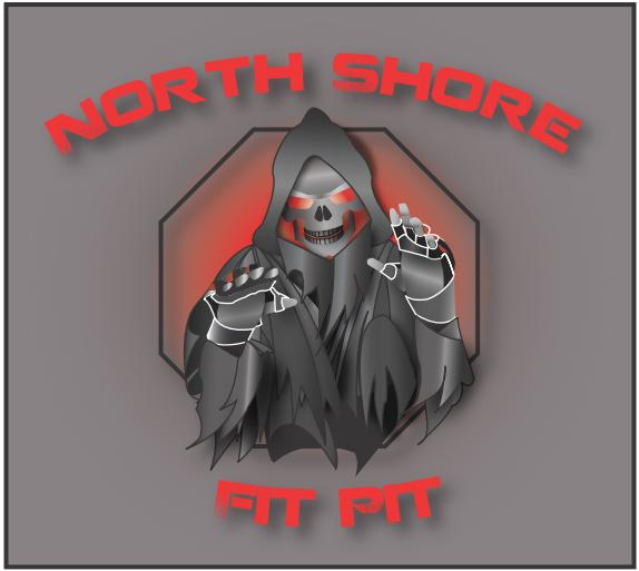 North Shore Fit Pit - Logo