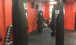 North Shore Fit Pit Boxing Class
