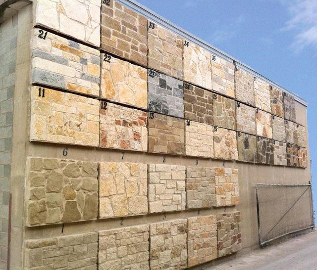 Stone Materials In Killeen Amp Waco Texas Tx Darden
