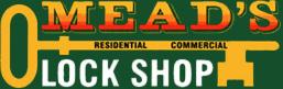 Mead's Lock Shop Logo