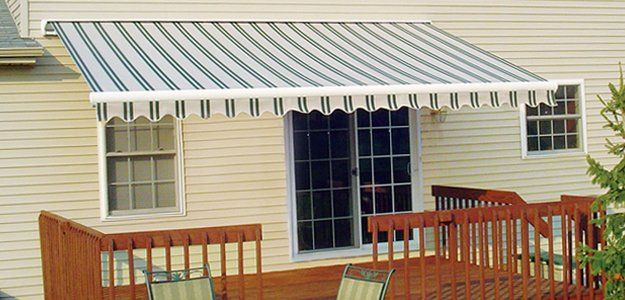 Residential Awnings | Drop Shades and Canopies | Brainerd MN