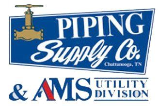 Piping Supply Company &  AMS Utility  _ Logo