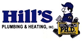 Hill's Plumbing and Heating - logo