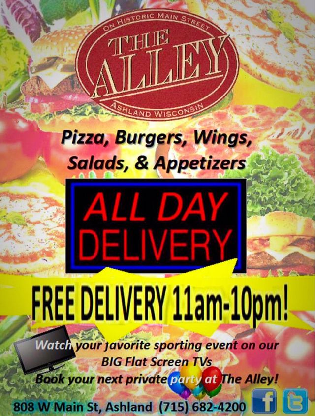 All Day Delivery