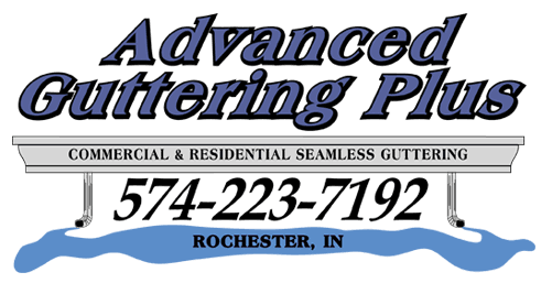 Advanced Guttering Plus - Logo