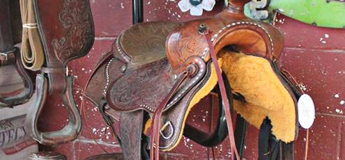 Saddles repair