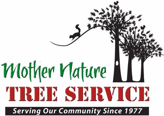 Mother Nature Tree Service - LOGO