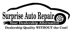 Surprise Auto Repair - Logo