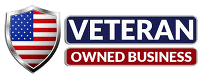Veteran-Owned Business Logo