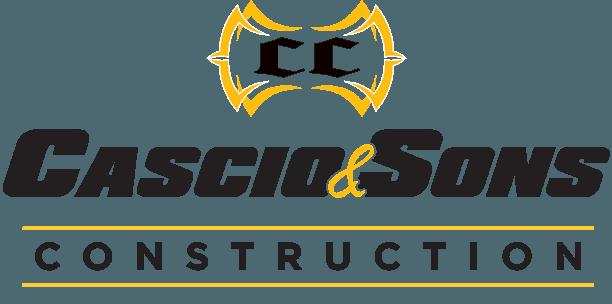 Cascio & Sons Construction - Logo