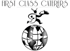 First Class Caterers - Logo