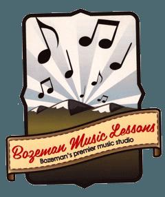 Bozeman Music Lessons - Logo