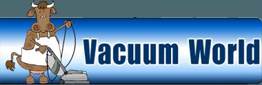 Vacuum World - Logo