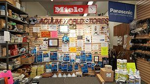 Vacuum World shop products