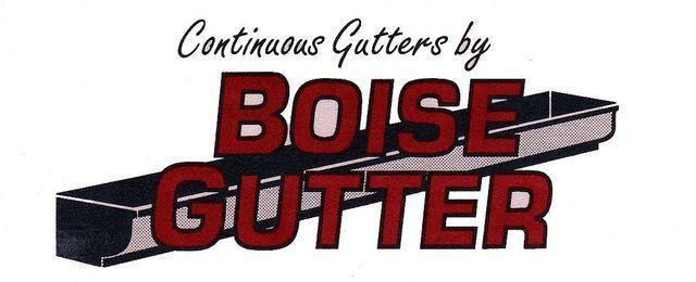 Boise Gutter - Logo