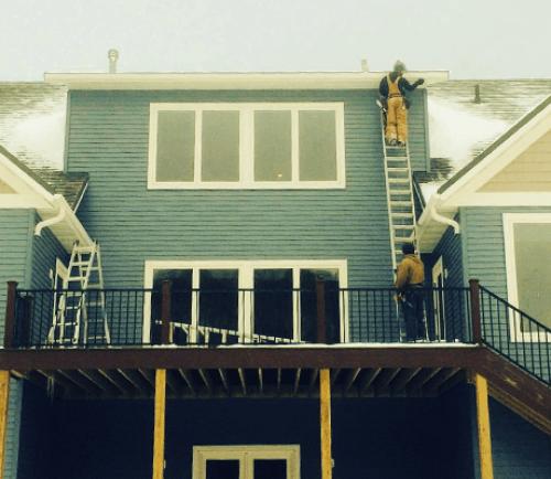 Latsch Island Gutter Service Inc Gutter Contractor Winona