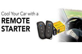 Car remote starter