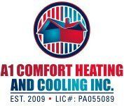 A1 Comfort Heating & Cooling Inc. - Logo
