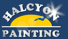 Halcyon Painting - logo