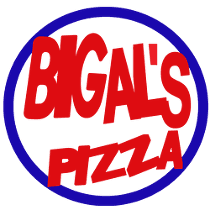 Big Al's Pizza - Logo