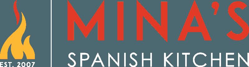 Mina's Spanish Kitchen - Logo