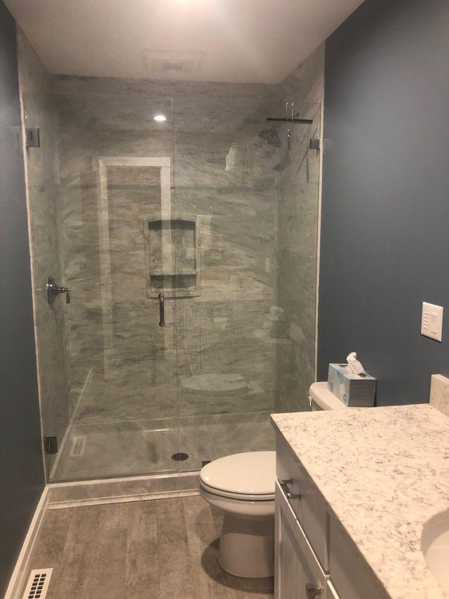 Bathroom Renovations Vermont: Raymond Renovation & New Construction LLC