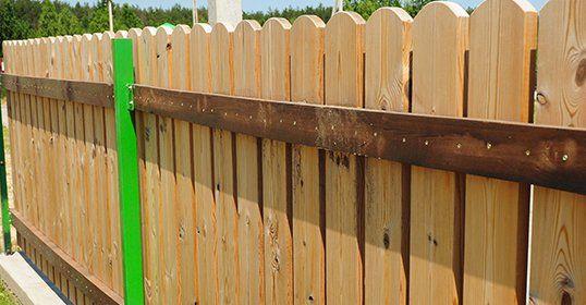 Wood Fences | Rail Fencing | Rosenberg, TX