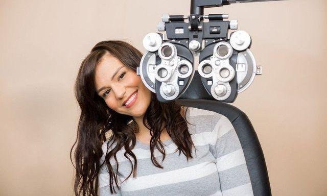 Eye testing