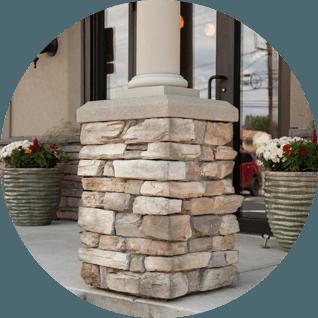 Column texture service