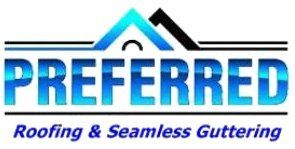 Preferred Roofing & Seamless Guttering - Logo